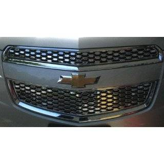 2010 2011 10 11 Chevy Equinox Chrome Grille Factory Style (2 Piece)