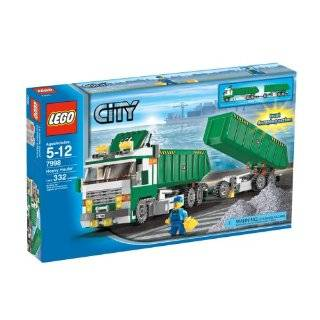 LEGO City Heavy Loader Toys & Games