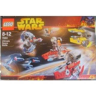 Lego Star Wars Episode III Collectors Set #65771 Toys