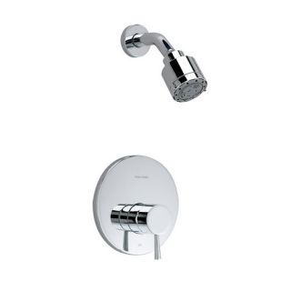 American Standard T064 501 Polished Chrome Single Handle Shower Valve Trim With
