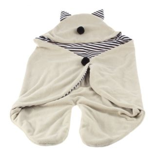 Cute Baby Kids Infant Warm Blanket Swaddle Sleeping Bag Wrap Sleepsacks Bedding