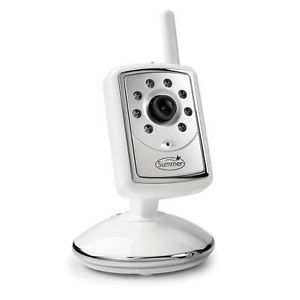 Summer Infant Extra Video Camera 02830 Slim Secure 02800 Handheld Baby Monitor