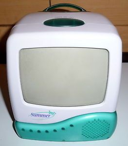 Summer Infant Baby Video Monitor No 02010A