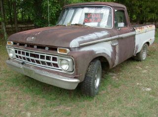 1965 Ford Short Bed Pick Up 460 C6