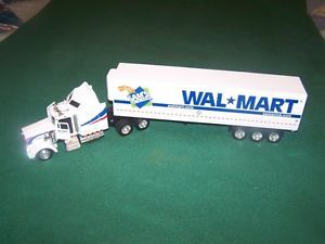 RC Semi Truck Trailer