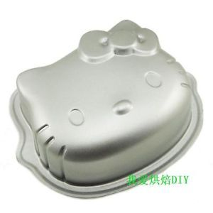 Hello Kitty Cake Mold