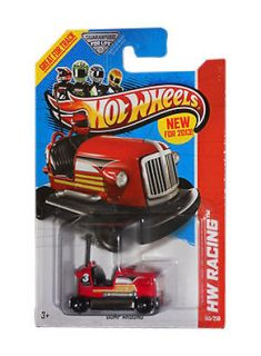 Hot Wheels Bump Around Diecast Car