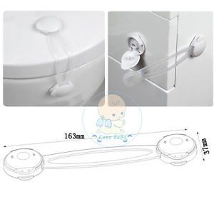 10P New Wardrobe Door Drawers Safety Lock for Child Kids Toddler Baby Locks 300