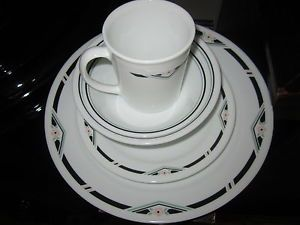 Corelle by Corning Dishes Dinnerware Set of 5 4 Piece Serving