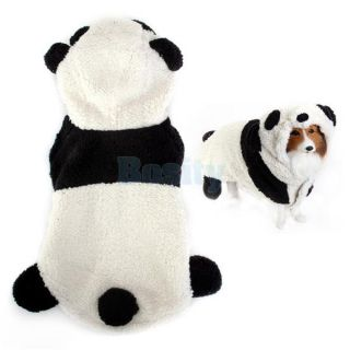 Pet Dog Cute Animal Clothes Coat Hoodie Jumpsuit Party Favor Apparel All Size