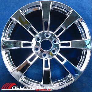 "Chevy Avalanche Suburban 1500 22"" 2009 2010 2011 2012 Rim Wheel Chrome 5409"