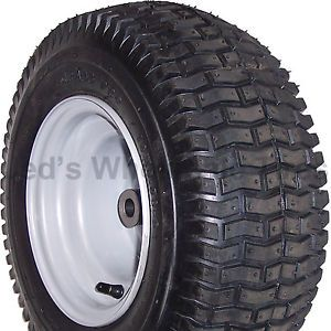 1 16x6 50 8 16 6 50 8 Riding Lawn Mower Garden Tractor Tire Rim Wheel Assembly