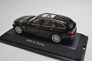 1 43 Scale BMW 5 Series F11 Touring Black by Schuco