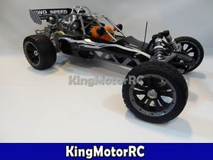 1 5 Scale 30 5cc Gas Rev 2 Speed King Motor Desert Buggy HPI Baja 5B Compatible