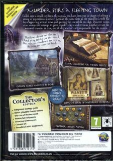Shadow Wolf Mysteries Curse of Full Moon Hidden Objects