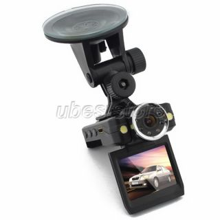 "2 0"" TFT LCD Dash Car Vehicle DVR Cam Recorder HD 1080p Rearview Mirror P6000"