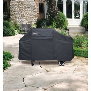 Outdoor Large Weber Grill Cover BBQ Heavy Duty Gas and Grill Charcoal Covers