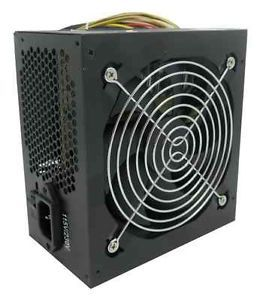 Shark 750W Black Gaming PC Silent 120mm Fan ATX 12V Power Supply PCIe 750 Watt