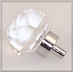 Details about 24% Lead Crystal Glass Cabinet/ Furniture/Bifo ld Knobs