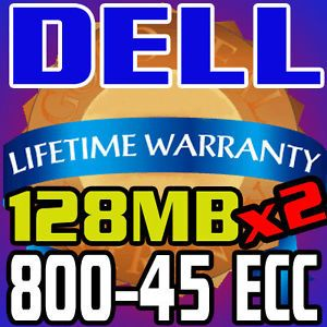 800 45 Dell Precision Workstation 530 2 128MB Memory