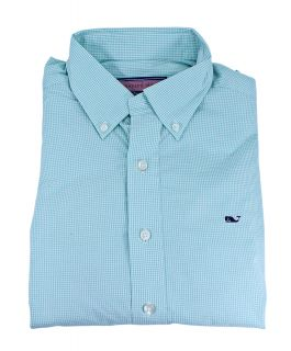 Mens Cotton Button Down Shirt