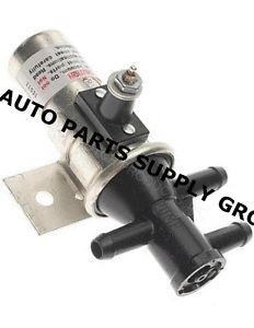Universal Fuel Gas Tank Switch Over Valve Selector Dual Tanks 3 Port 12 Volt