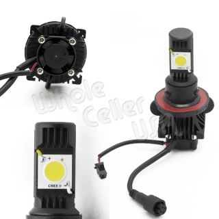 H13 White 1800Lm High Power CREE LED for High Low Beam Headlight