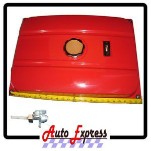 New 7 Gallon Generator Fuel Gas Tank Universal Secondary Replacement Fits Honda
