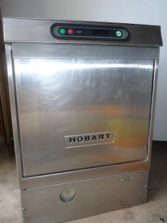 Hobart LX30 Dishwasher Commercial Industrial Restaurant Under Counter Used Nice