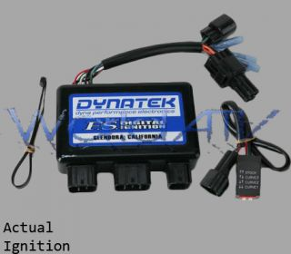 Dyna CDI ECU Ignition Black Rev Box Kawasaki Brute 750 650 Dynatek
