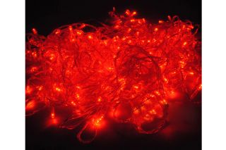 10M Indoor Outdoor LED String Light Lamp for Christmas Party Festival Decoration
