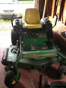 John Deere M665 Zero Turn Riding Lawn Mower