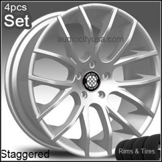 22 Giovanna for Mercedes Benz Wheels and Tires Rims S550 Ml