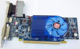 New ATI Radeon HD 4650 1GB DDR2 PCI E DVI HDMI VGA Video Card 288 4E109 200AC
