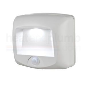 Bright Indoor Outdoor LED Wireless Motion Activated Sensor Lighting Night Light
