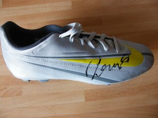 Fernando Torres Hand Signed Autograph Chelsea Football Boot Proof COA