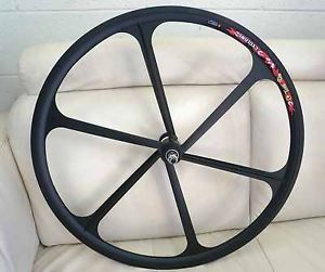 "Teny Mag Alloy 26"" Bike Mountain Bike Front Wheels Black"