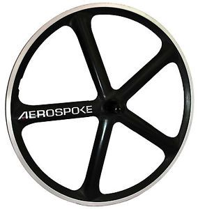 "Aerospoke 26"" Front Carbon Mountain Bike Wheel"