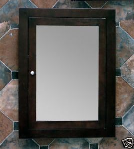 Bathroom Vanity Furniture Medicine Cabinet Mirror MC001