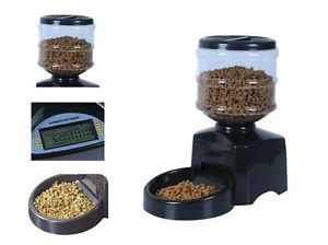 Esky Large Automatic Pet Dog Cat Feeder Electronic Programmable Portion Control