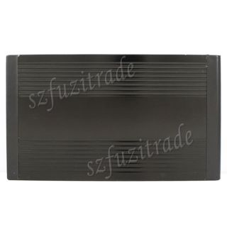 "Black USB 2 0 3 5"" IDE SATA HD HDD Hard Drive Disk Case Cover External Enclosure"