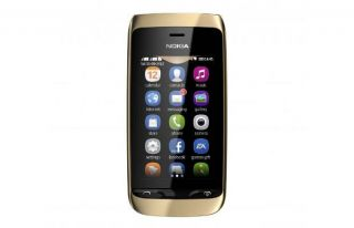Newly Launched Nokia Asha 308 Unlocked Phone WiFi Touchscreen Warranty by DHL