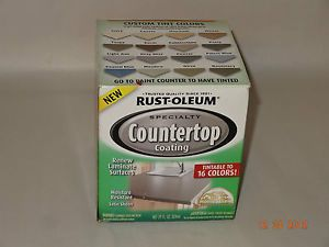Rust Oleum Specialty Countertop Coating Paint 246068