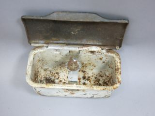 1959 1960 1961 1962 1963 1964 1966 Dodge Town Wagon Sweptside Truck Ash Tray