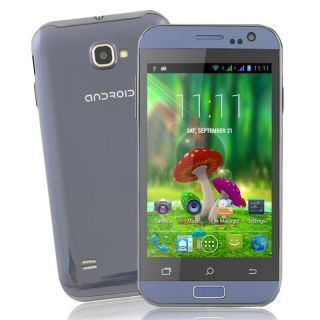 "4"" Capacitive Touch Dual Core Dual Sim 3G WiFi GPS Android 4 2 Mobile Smartphone"