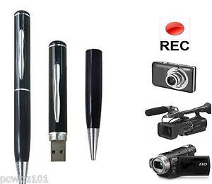 USB Flash Drive Upto 2TB 1TB 512GB 256GB 128GB 64GB Video HD 720P Camera Pen