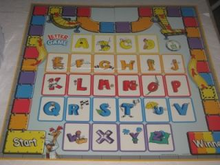 LeapFrog Letter Factory Interactive Board Game and Fridge Phonics