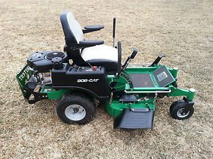 "36"" ZTR Bobcat FastCAT Commercial Zero Turn Riding Lawn Mower 21HP Can SHIP"