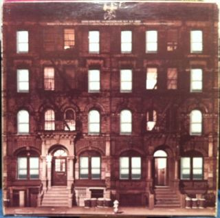 LED Zeppelin Physical Graffiti 2 LP VG SS 2 200 Vinyl 1975 Complete 1st RARE