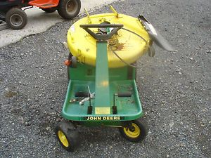 Used John Deere RX75 Rear Engine Riding Mower 30 inch Deck Does not Start